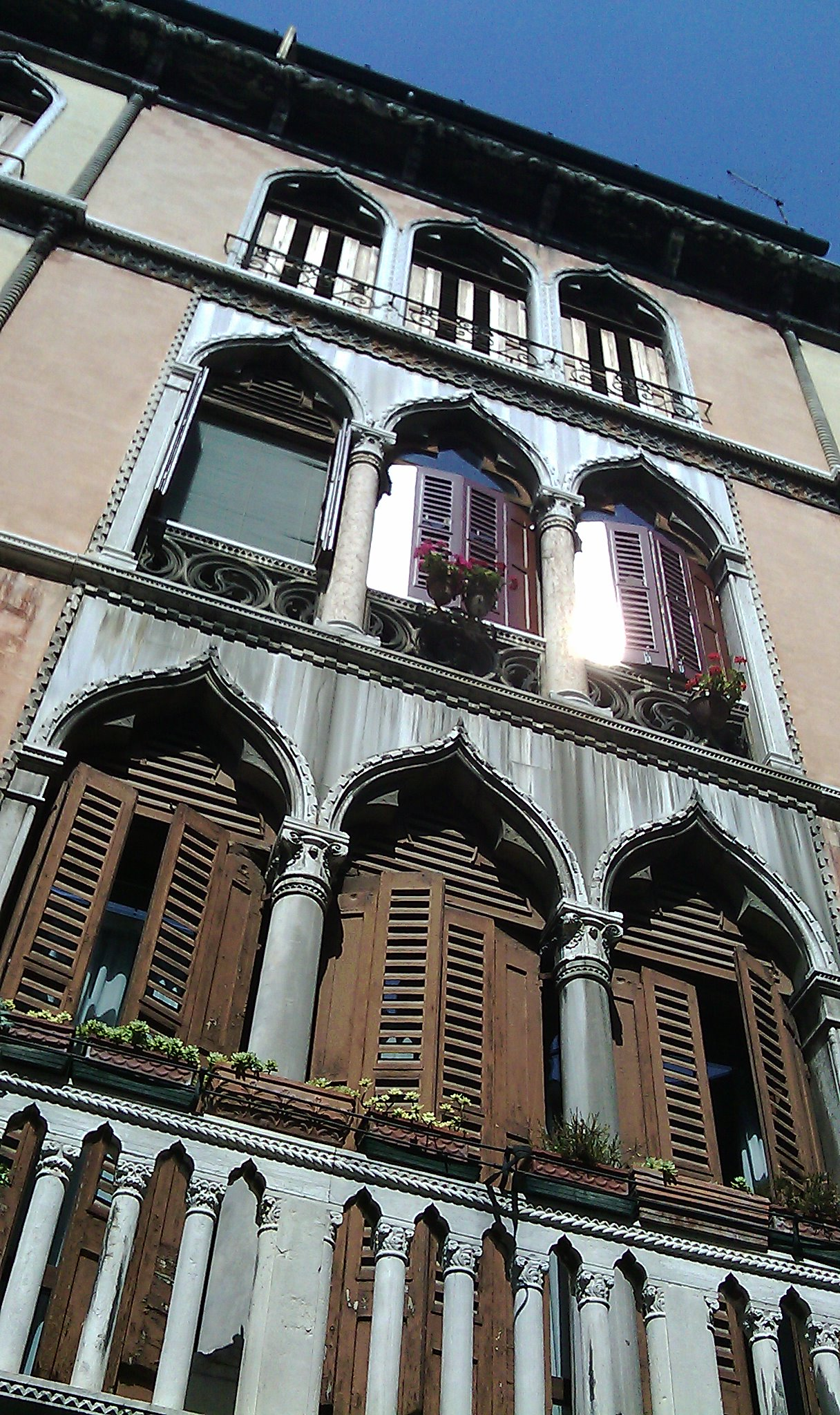 Window on Venice