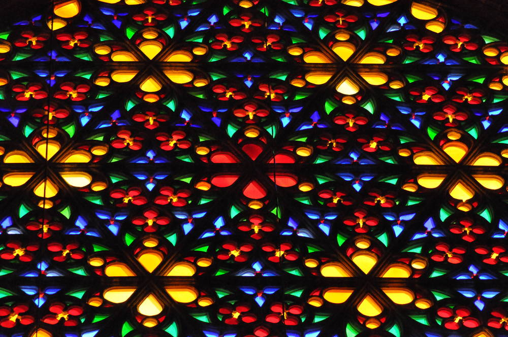 Kaleidoscope Window
