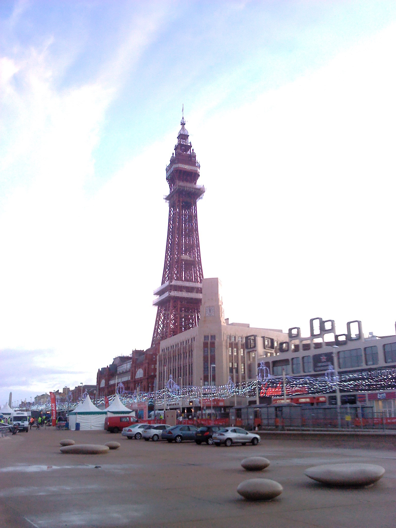 Early Morning Blackpool