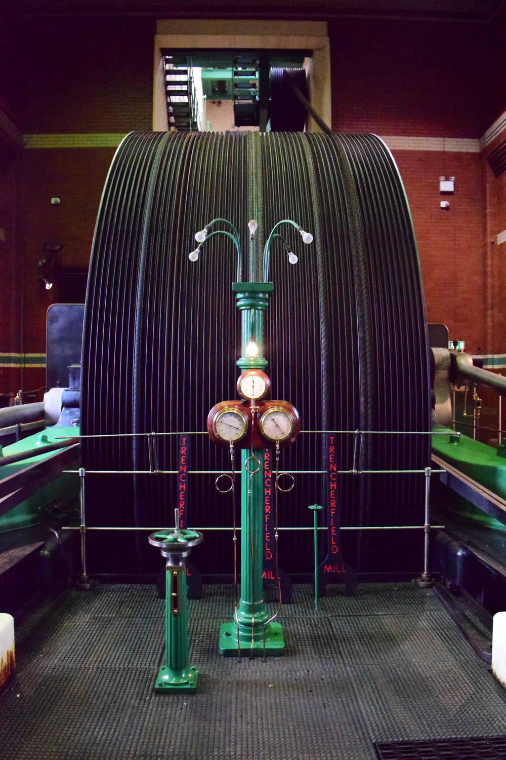 Trencherfield Mill Engine