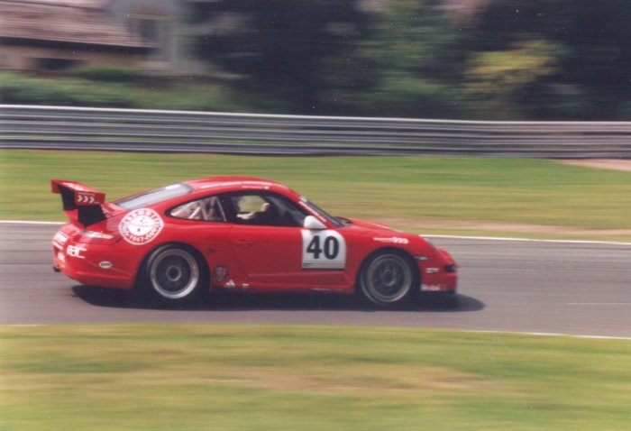Oulton Carrera Cup