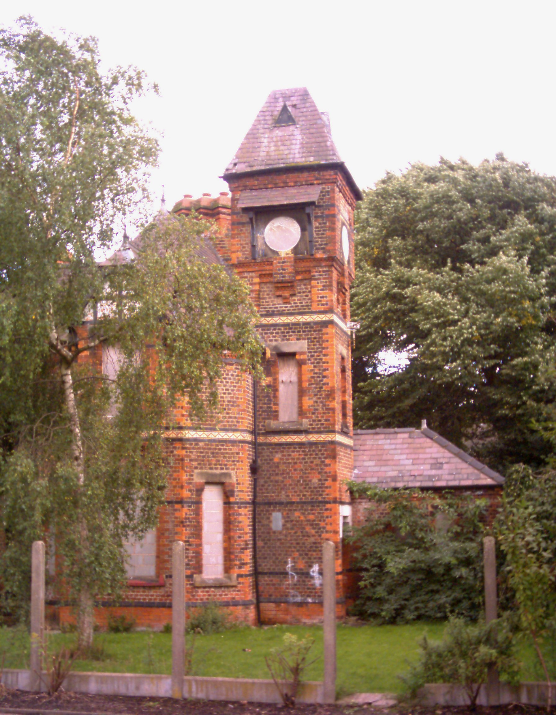 Chorlton Lodge