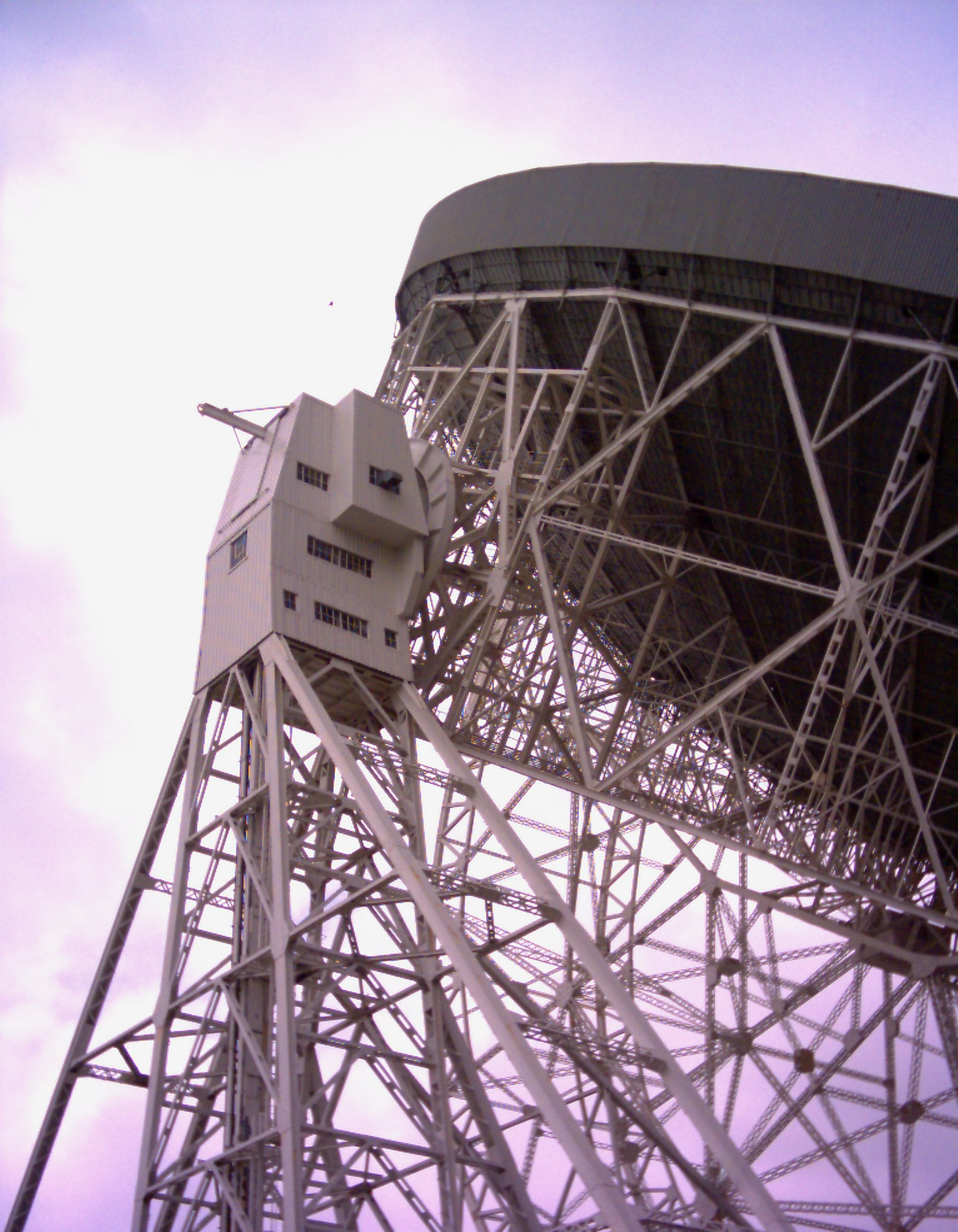 Jodrell Bank Revisited