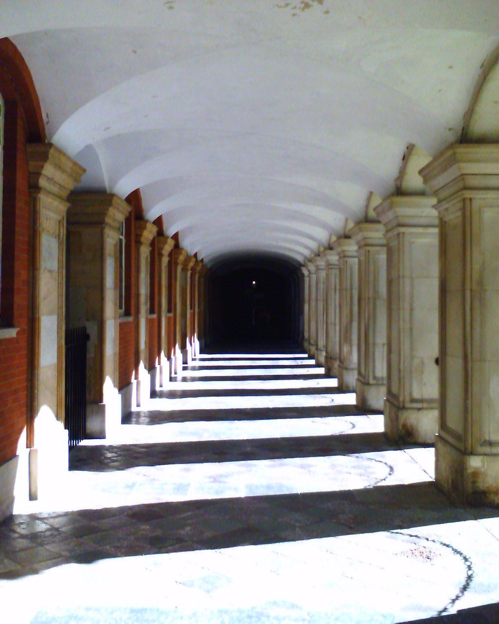 Hampton Court Symetry