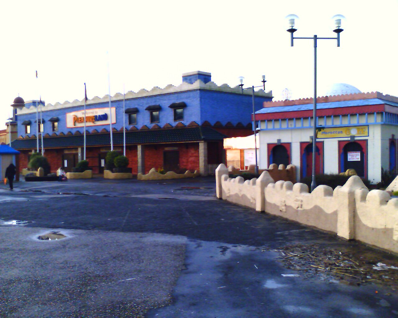 Closed Pleasureland