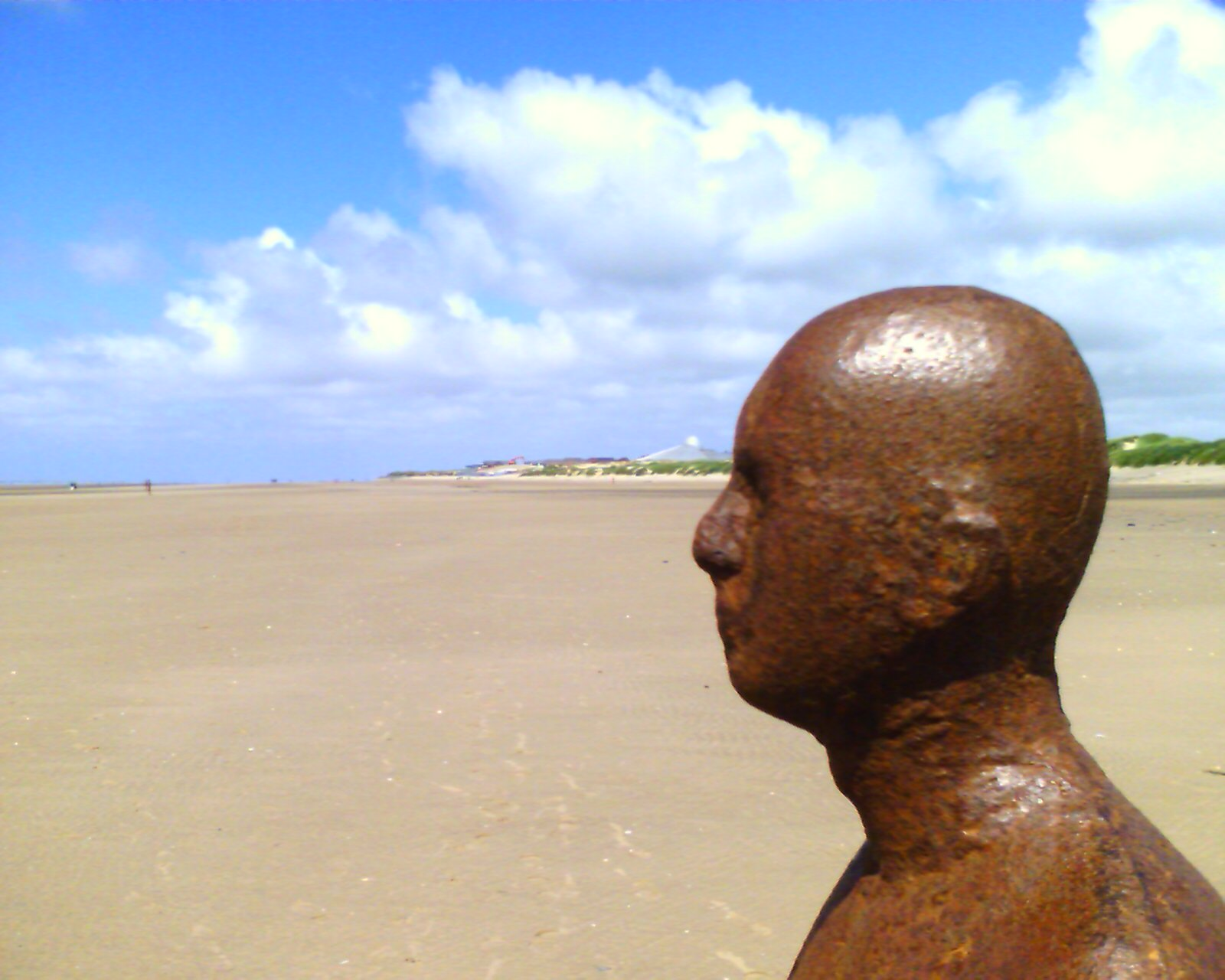 Crosby Beach Again