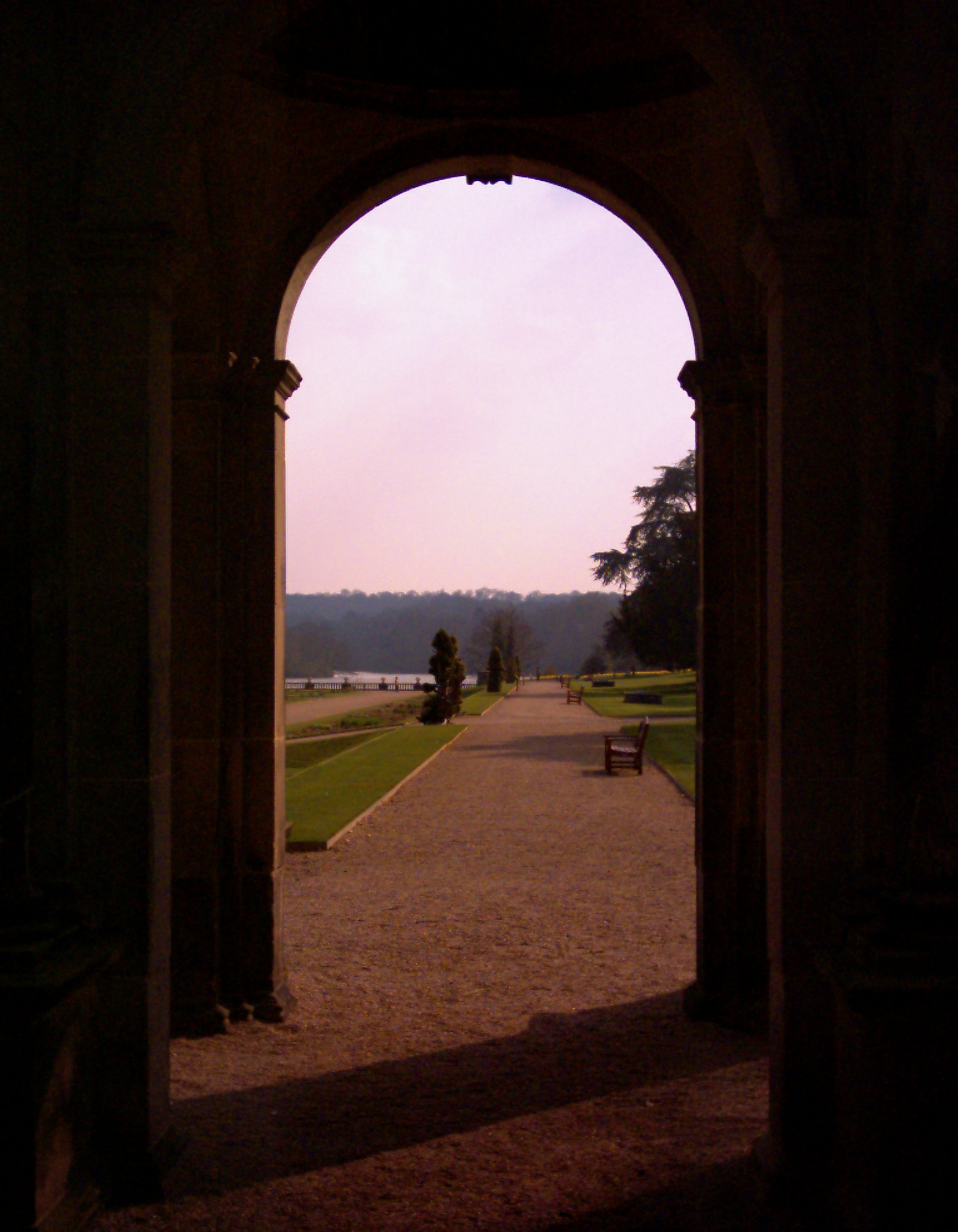 Arch in Trentham
